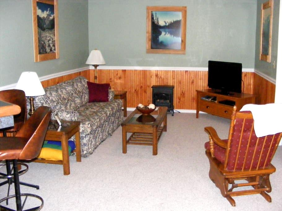 Quiet secluded Getaway  - Port Angeles - Appartamento