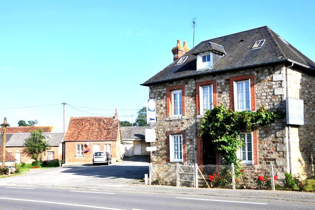 Le Bouillon Thébault  Bagnoles - Bagnoles-de-l'Orne