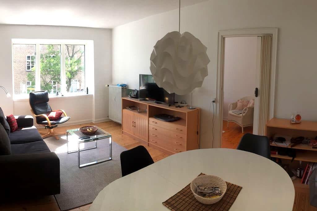 Apartment in central Copenhagen - Kopenhag - Daire