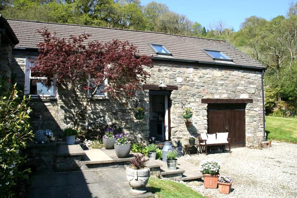 Knock Steading Holiday Lets in beautiful Argyll. - Lochgair - Andre