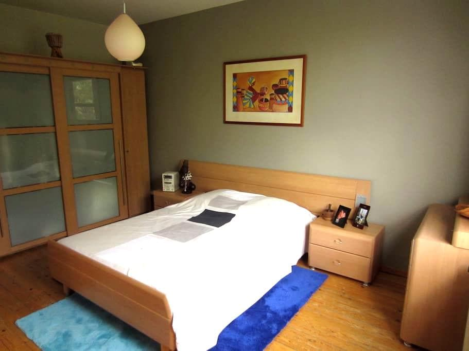 Nice and cozy room 5km from the sea - Klemskerke - Villa