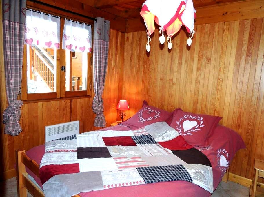 Appartement duplex Hautlieux - Hauteluce