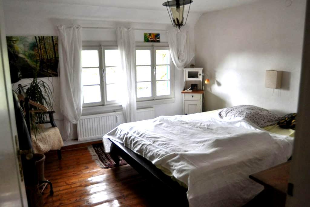 2 Zimmer im Fachwerkhaus mit Flair - Königswinter