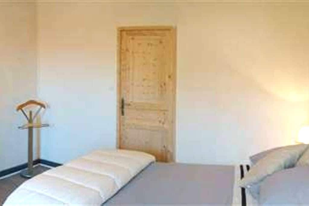 Chambre d'hotes 3 personnes - Anjou - Bed & Breakfast