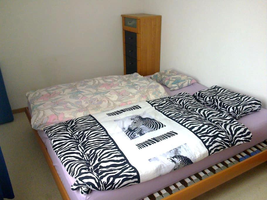 Chambre non-fumeur tranquille - Lenzburg - Квартира