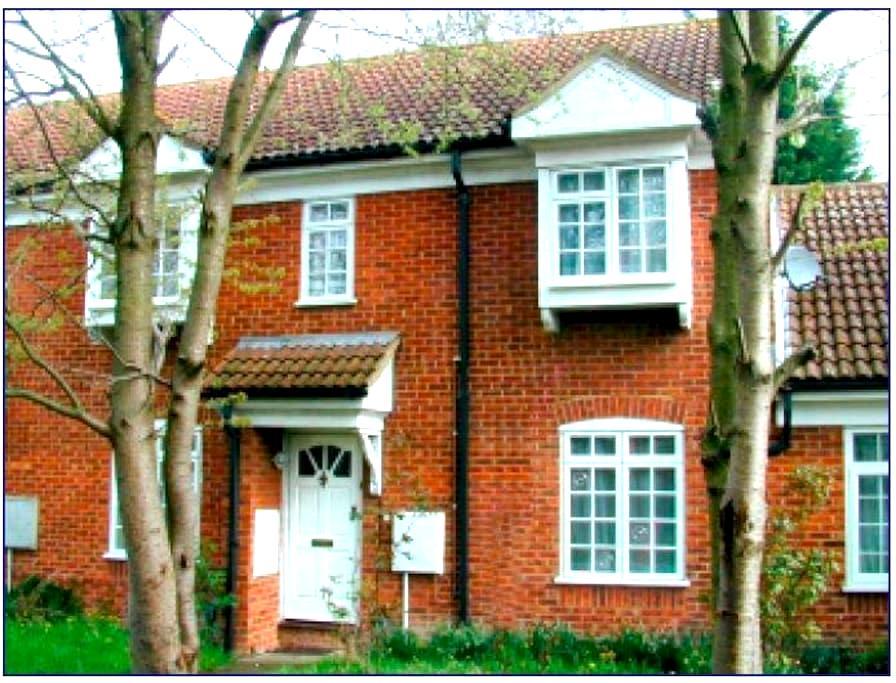 cb1 8th - Cambridge - Rumah