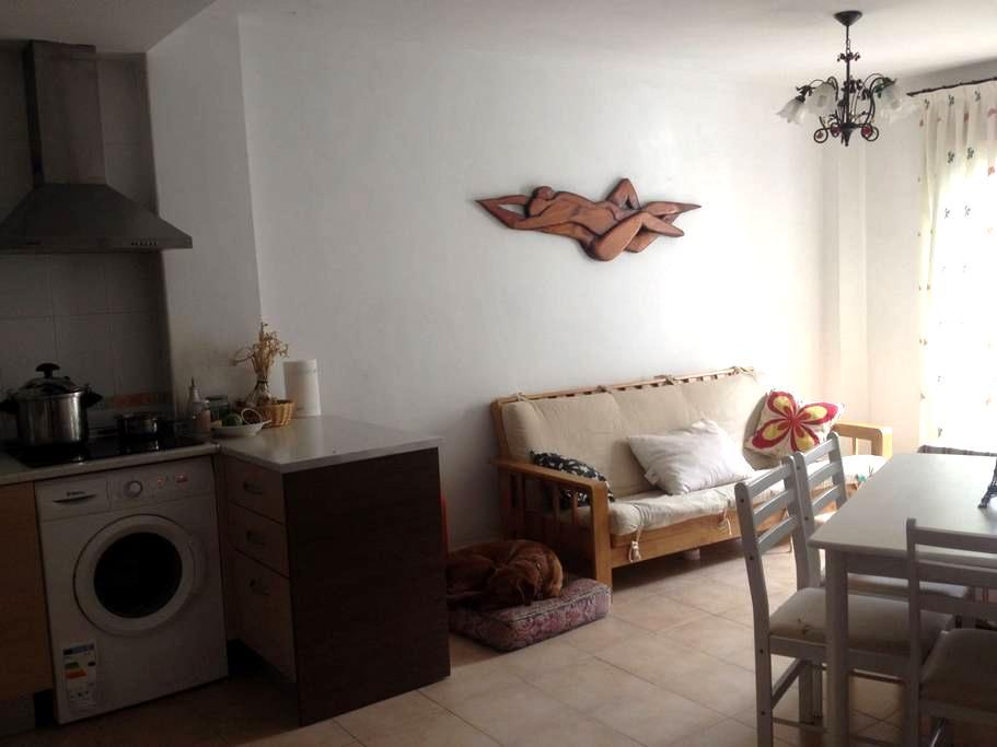 Cahorros sweet home offers warm stay - Monachil - Condominium