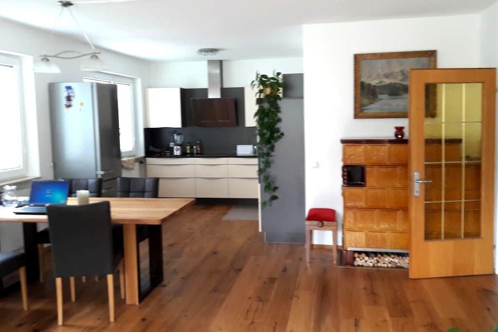 Moderne Wohnung direkt in Lienz mit großem Balkon - Lienz
