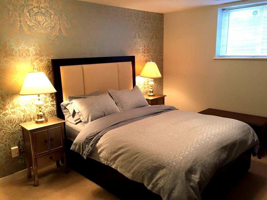 Beautiful Room in Amazing Port Moody - Port Moody - Dom