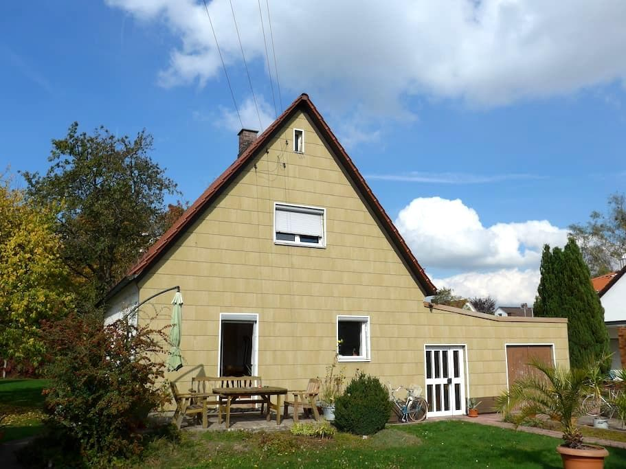 cosy & quiet room close to Munich - Germering - House