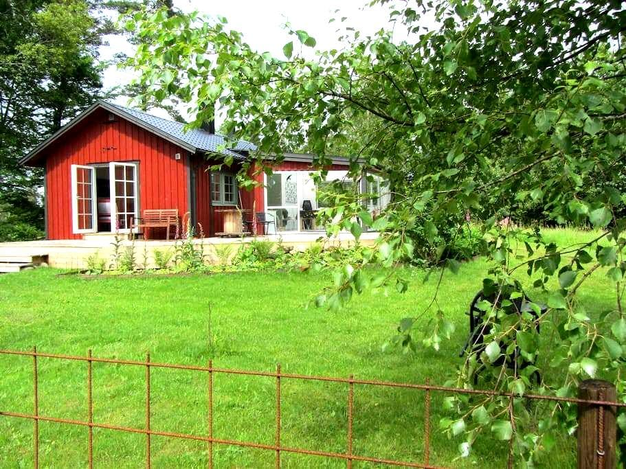 Sommarstuga i Håralt, Simlångsdalen - Simlångsdalen