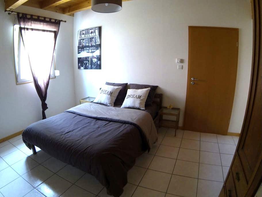Chambre calme à 5 minutes d'Obernai - Valff - Huis