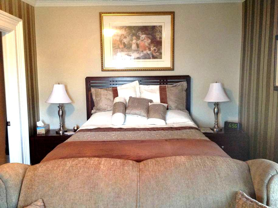Loyalist Suite - Prince Edward - Bed & Breakfast
