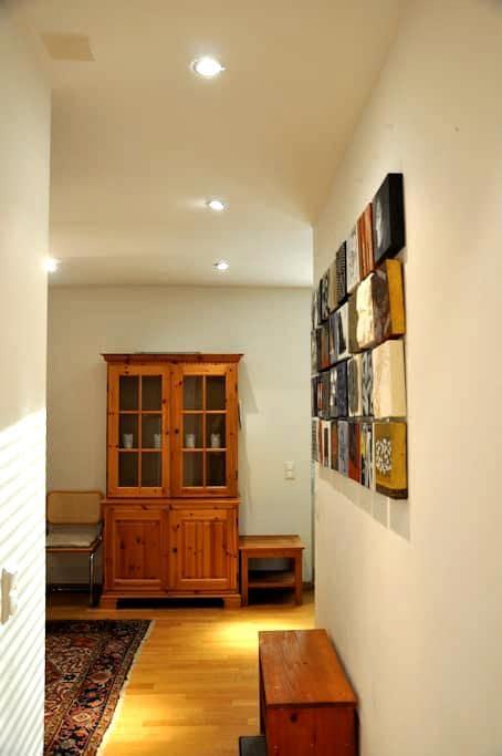 FAGGIO ROSSO - Massagno - Condominium