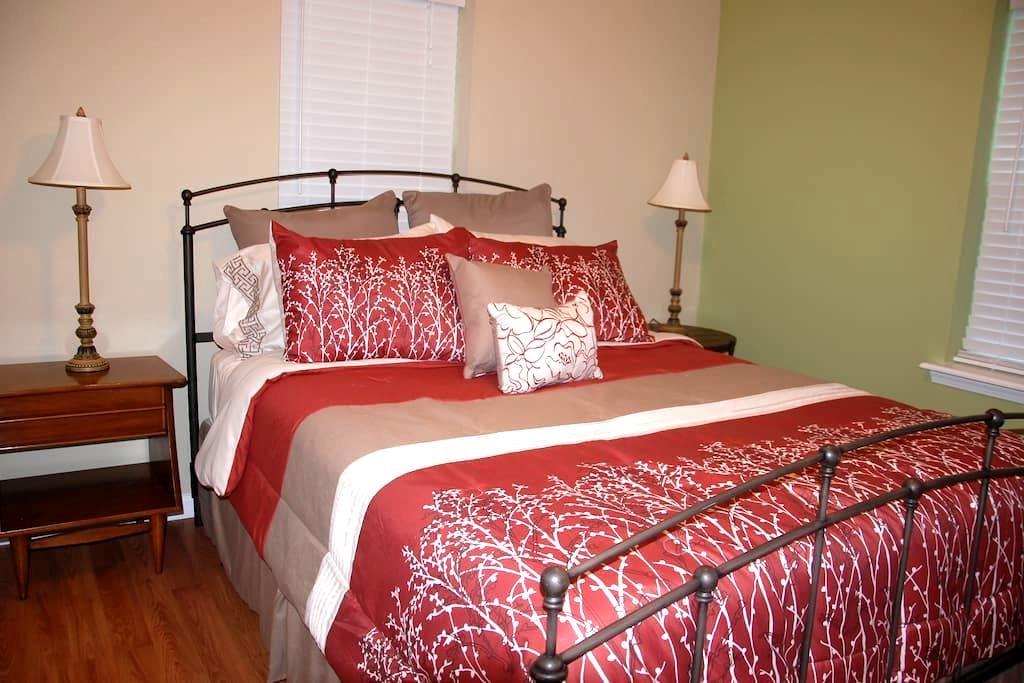 Renovated, Beautifully Decorated - Atlanta - Casa