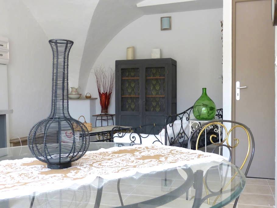 Logement 40m² idéal, pour 2 pers - saint symphorien - 公寓