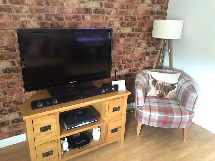Cozy Home available in Falkirk - Carron - Huis
