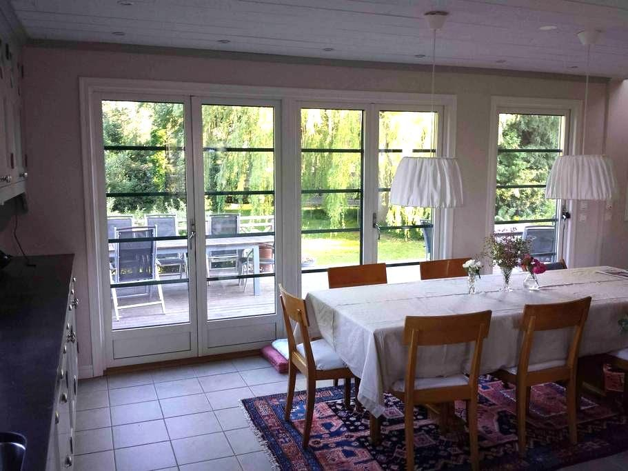 4 bedroom villa with spa  - Landskrona NV - Haus