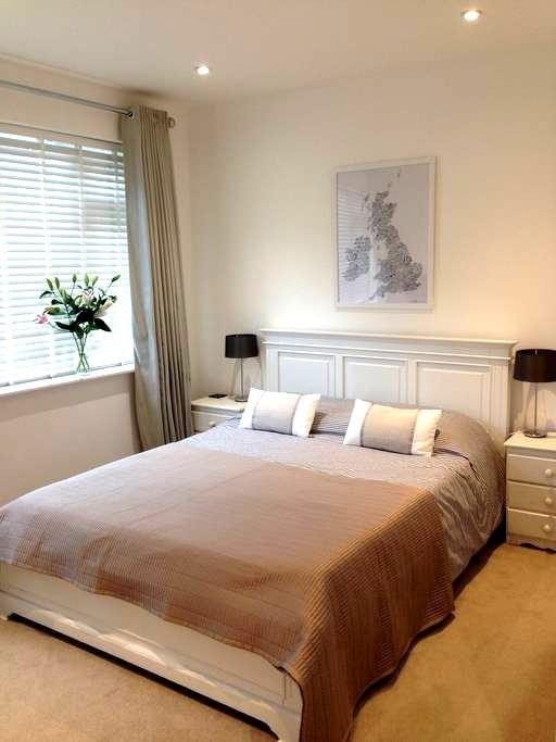 Contemporary B&B Wembury S.Devon - Wembury - Bed & Breakfast