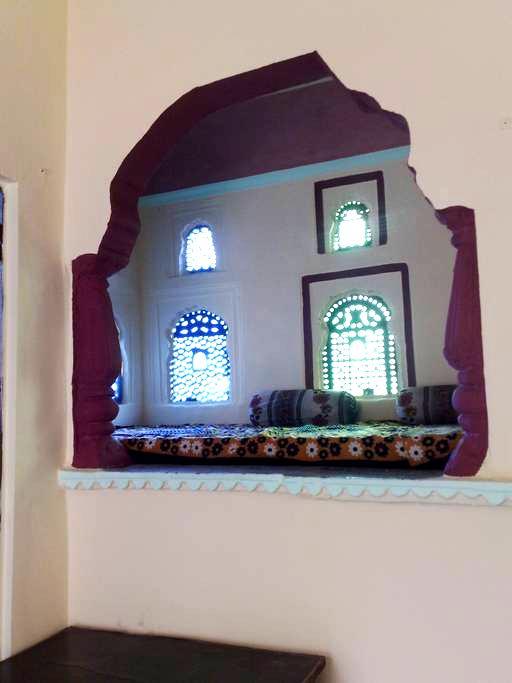Rajmahal Guest House - Bundi - Ev