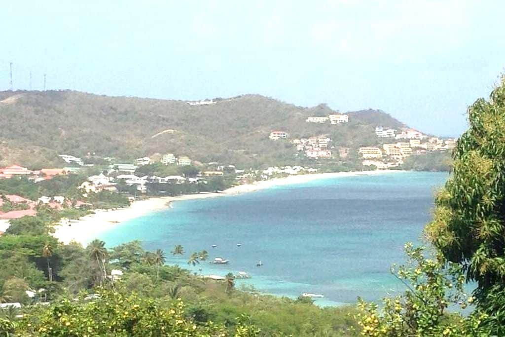 Chocolate Hill Villa, Golf Course - Grand Anse