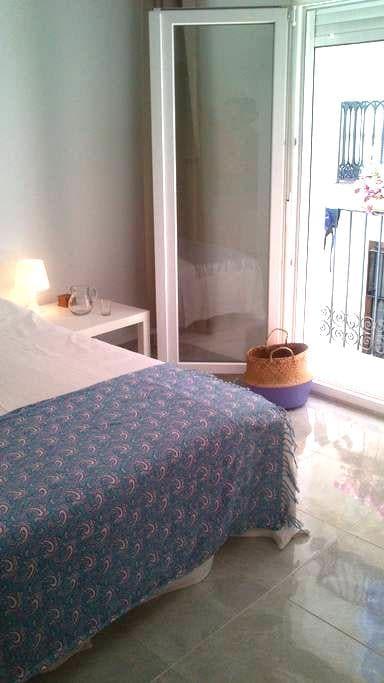 Habitación exterior doble Valencia - València - 家庭式旅館