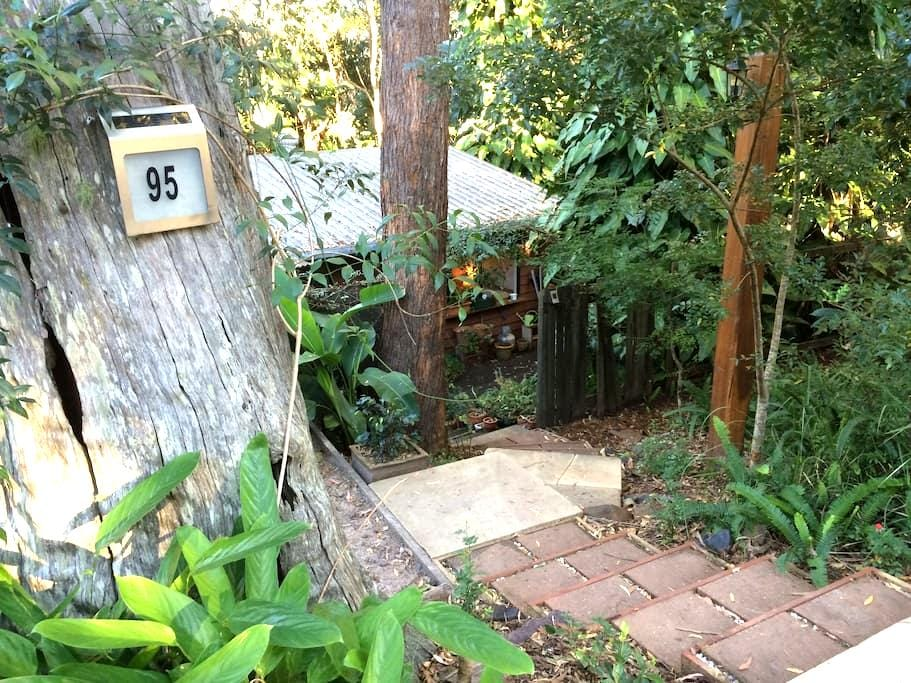 Rainforest Cottage - Nambour - Hus