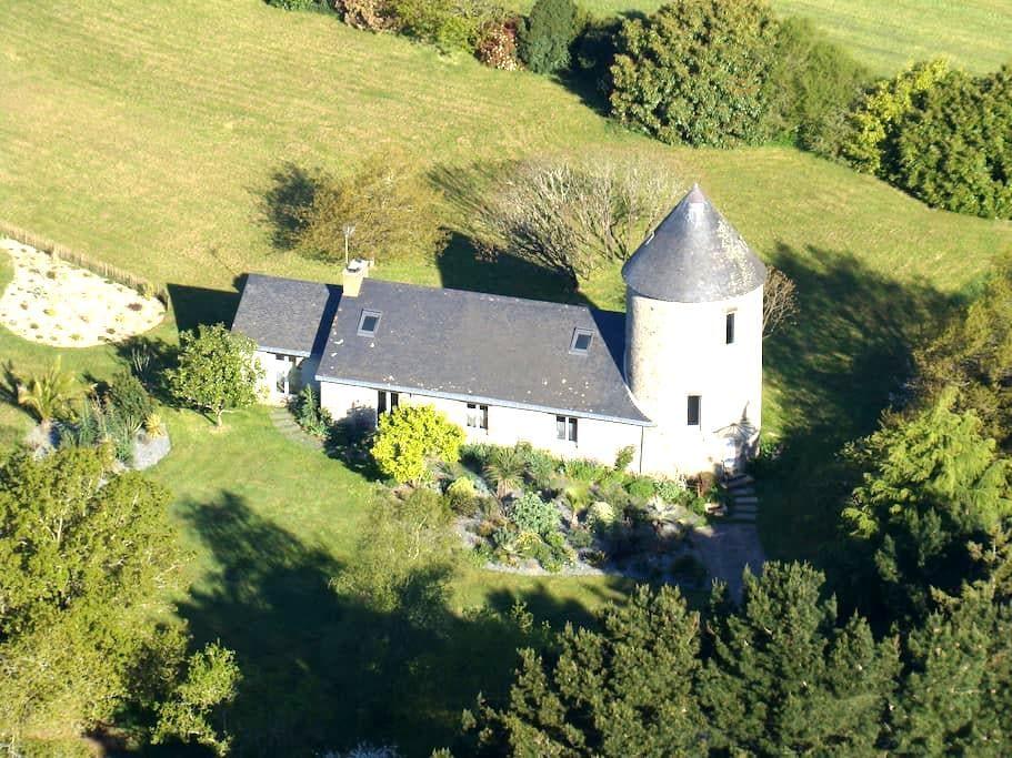 Moulin de Kergas Mini-suite moulin - Herbignac