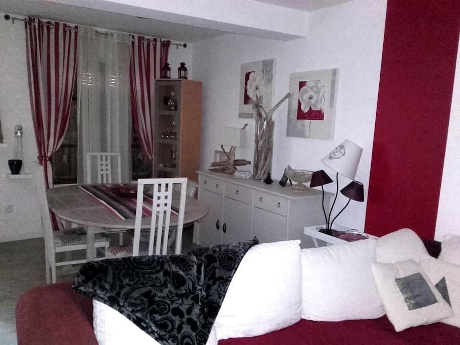 petite maison proche de carcassonne - Villegailhenc - House