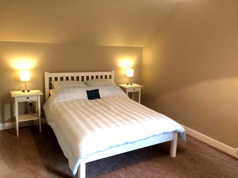 Comfy Room in Rural Farm Cottage - Clovenfords - Huis
