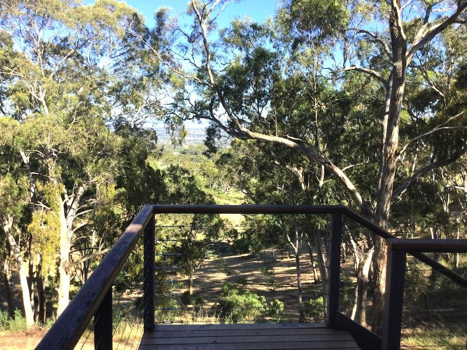 Adelaide hills feeling and close to city! - Skye - Casa