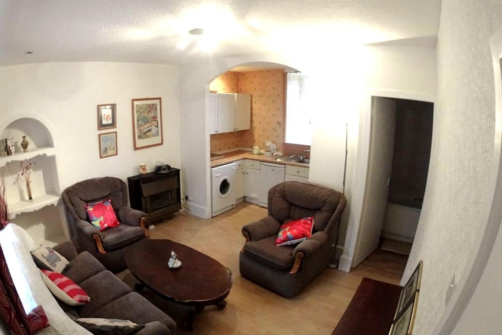 2 bedroom, town centre flat. - Thurso - Wohnung