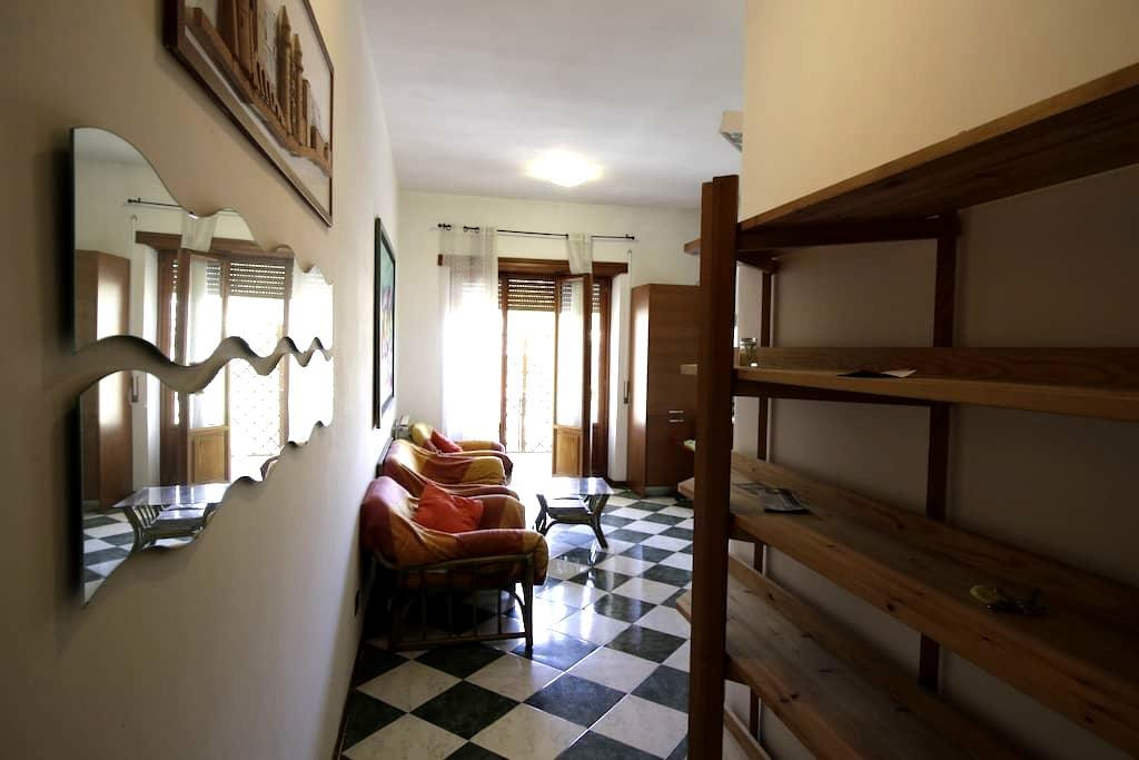 Lovely apartment between city centre and seaside - Roma  - Appartement