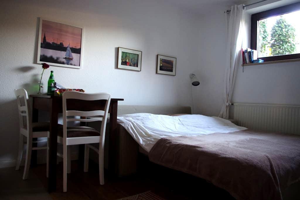 Cosy room + own bath + kitchenette - Hamborg