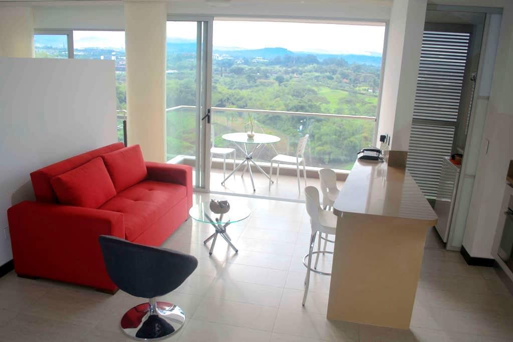 Apartamento nuevo amoblado en Eje Cafetero!!! - Pereira - Apto. en complejo residencial