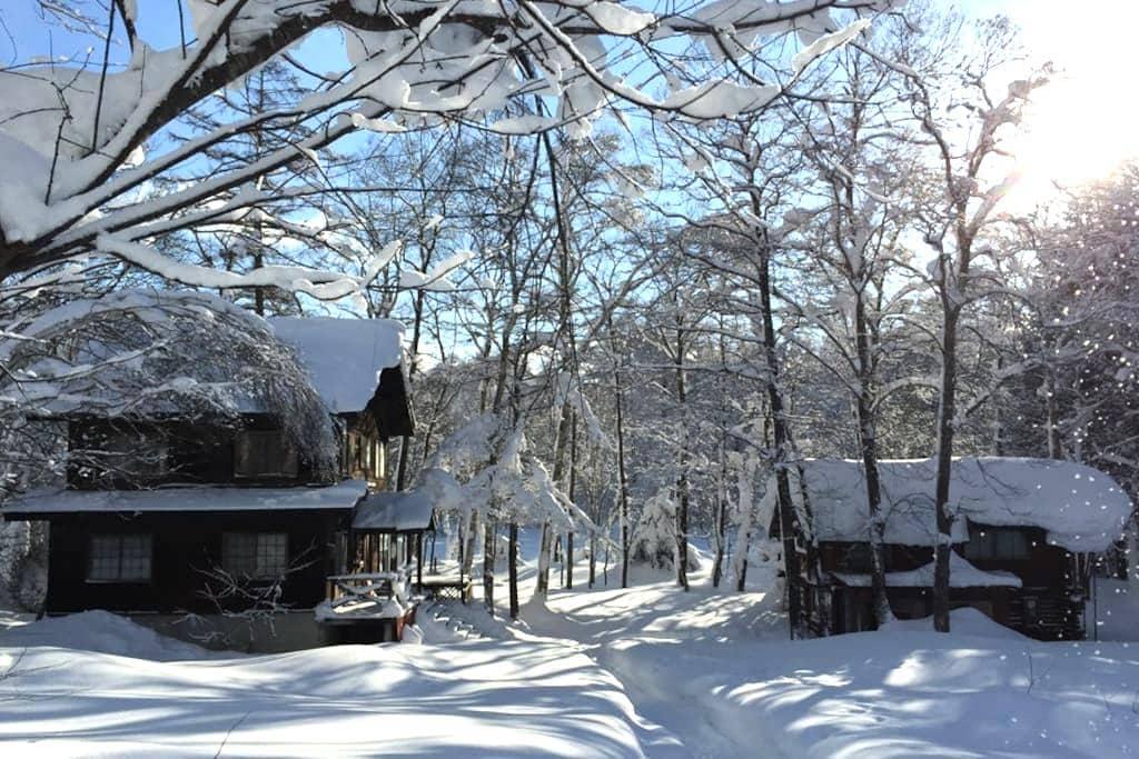 Guest house Hakubashare 3 - Hakuba-mura