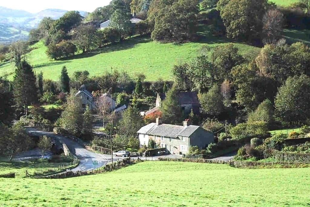 Glangwynedd Cottage - Machynlleth - House