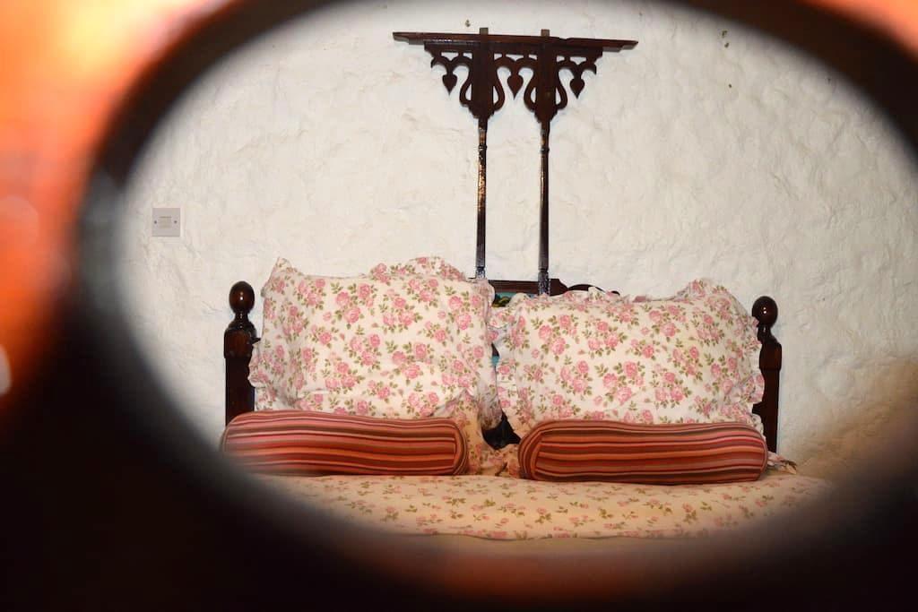En-suit swahili themed room. - Nairobi - Huis