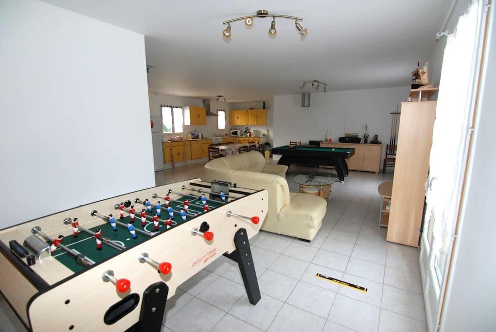 1 chambre meublée (5) - Neuvy-sur-Loire - Rumah