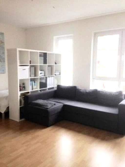 Beautiful One Room Apartment - Berlín - Pis