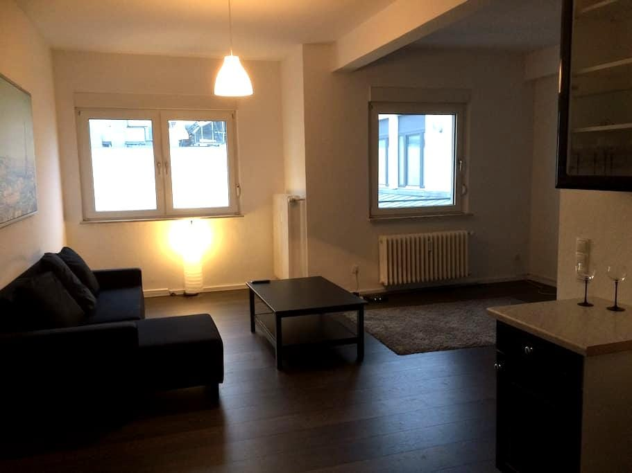 Apartement next to Central Station - Bonn - Pis