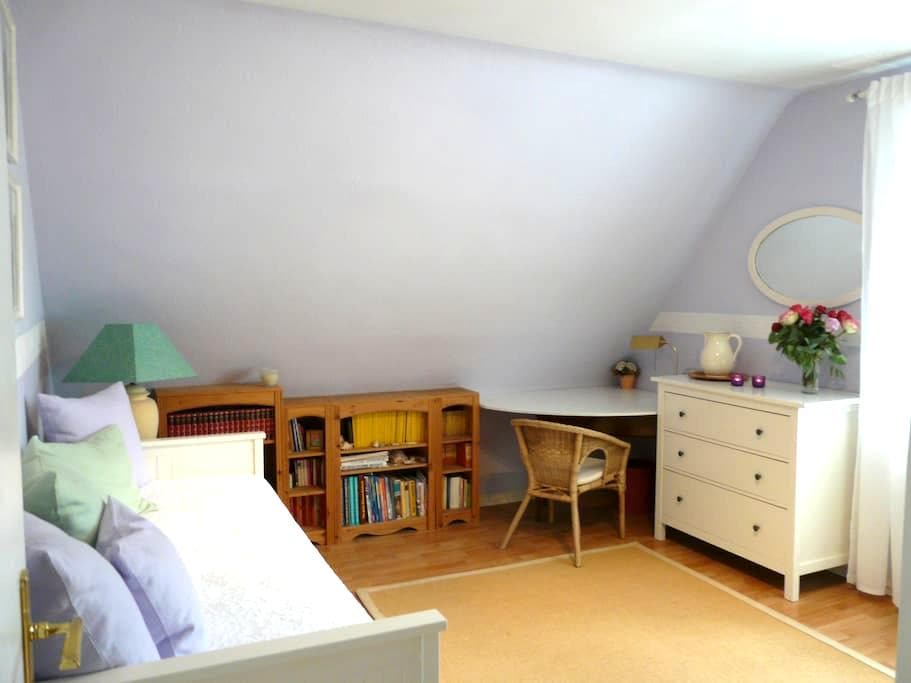 New decorated rooms on upper floor! - Bad Homburg vd Höhe - Casa