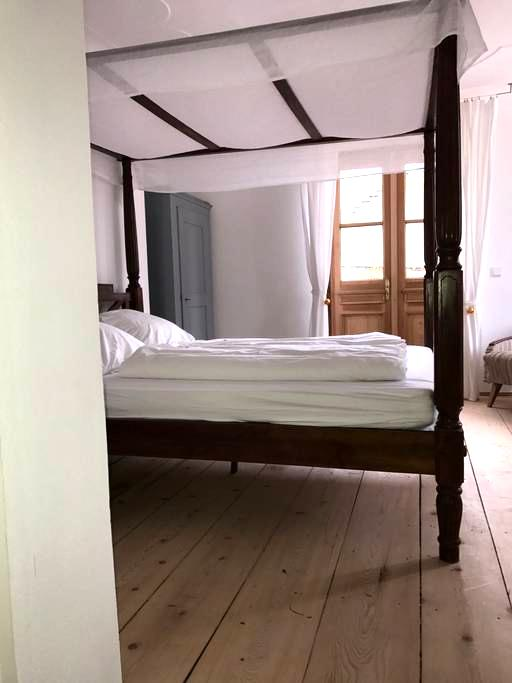 Barockjuwel mit Wellness am Dom - Passau - Appartement