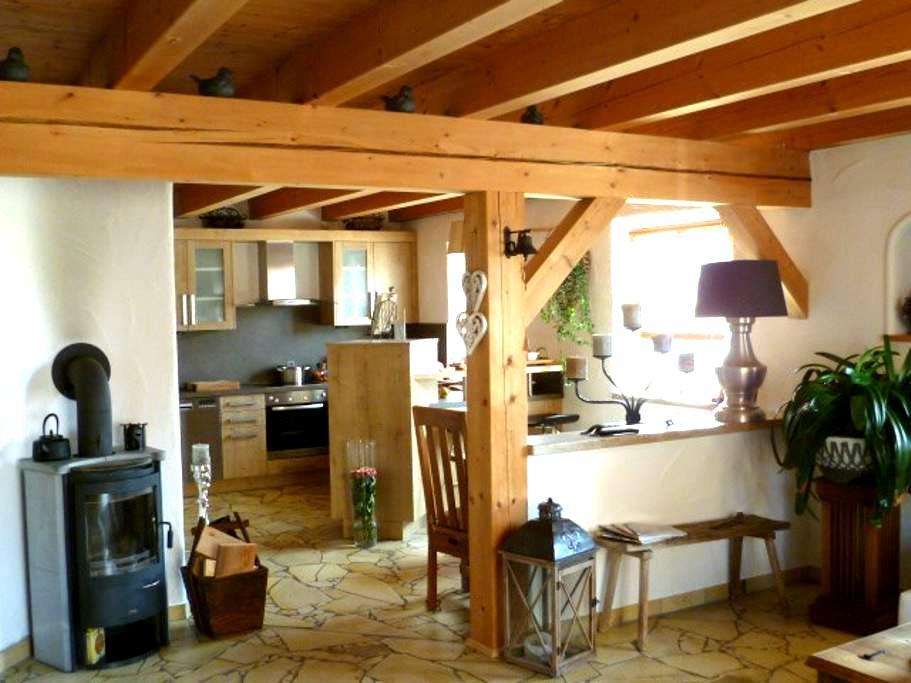 Exklusive 2 Zimmer Wohnung - Hohenwart