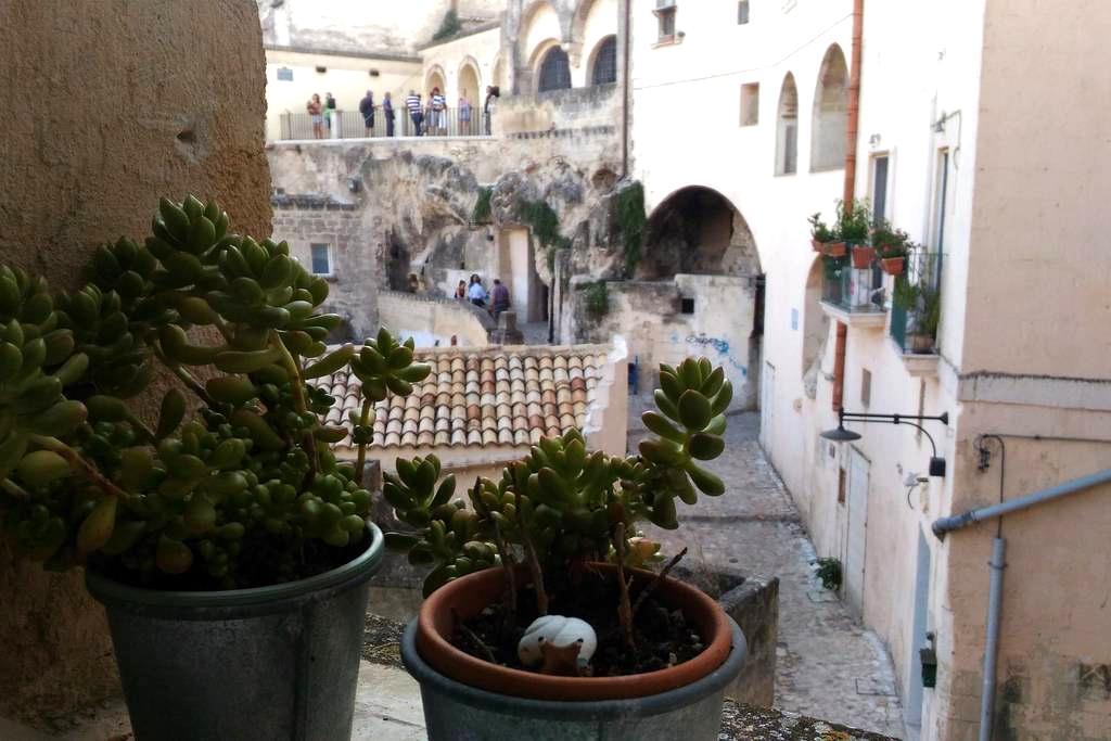 Casetta Sassi - Matera - Appartement