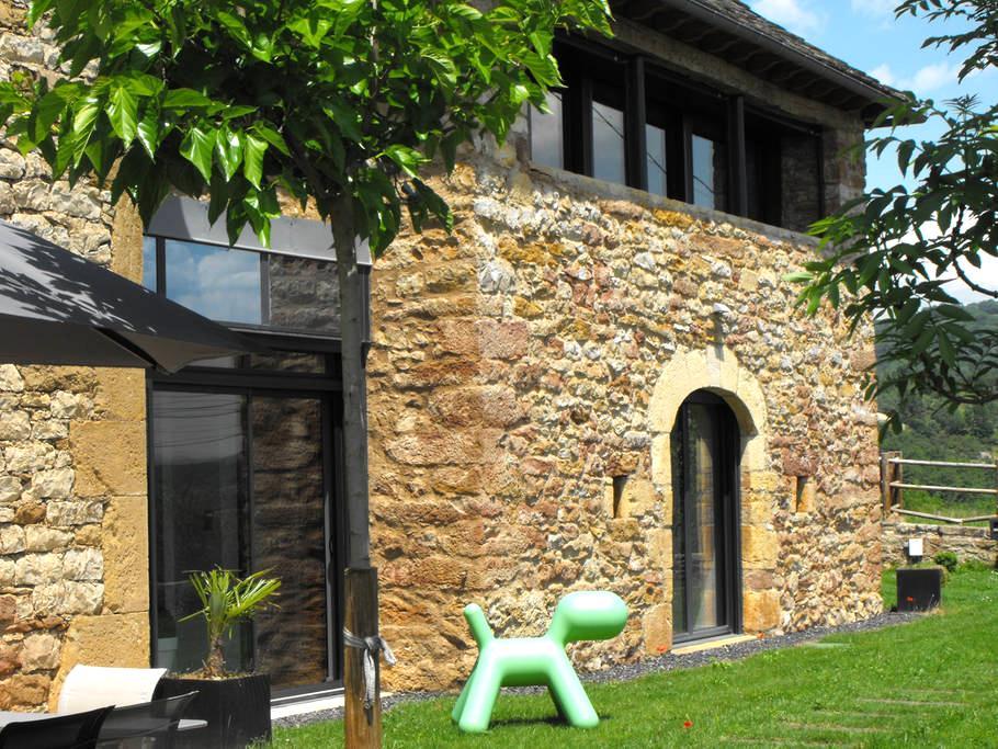 Appartement de charme à Espalion - Espalion