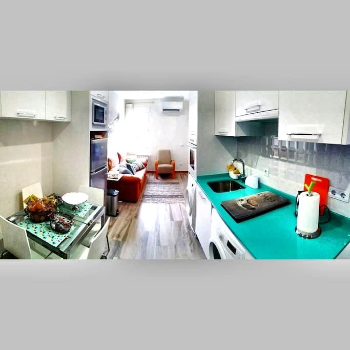 Acogedora vivienda en el centro - Madrid - Haus