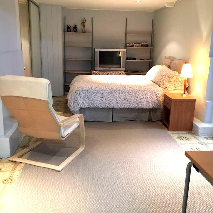 Large room with easy access to City & Airport - Bardwell Valley