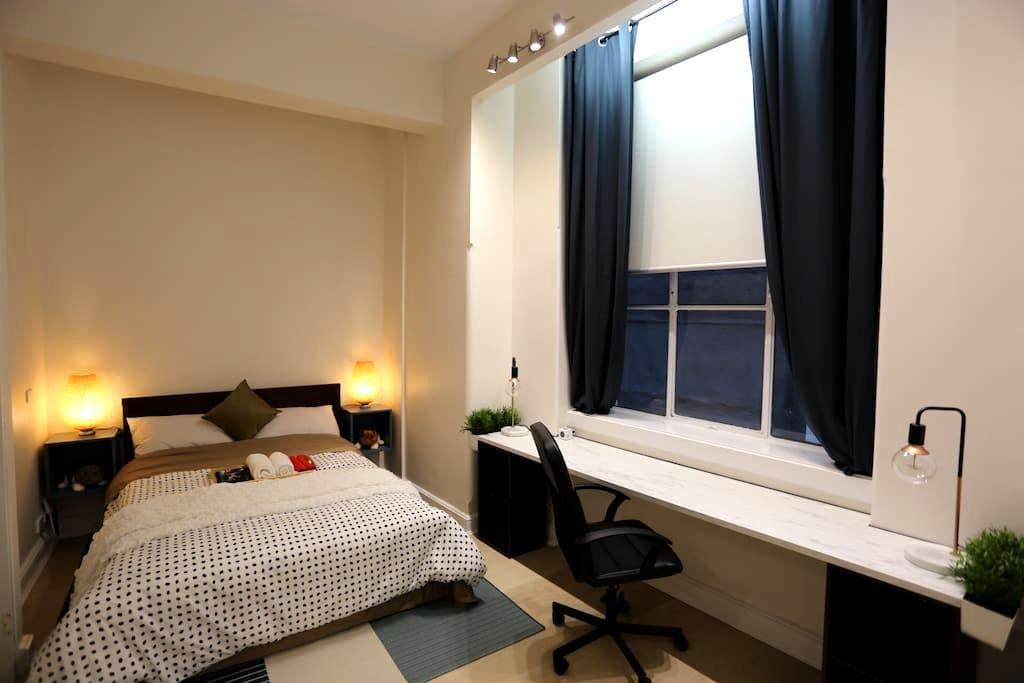 悉尼市中心舒適的公寓 - 雪梨 - 公寓