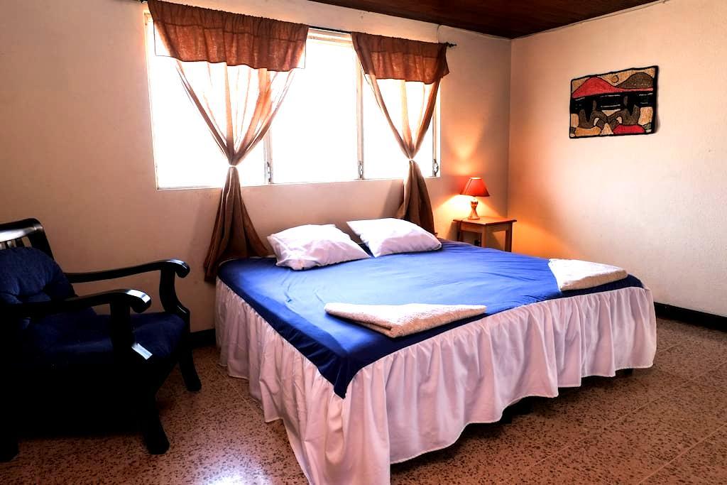 Hostal La Buena Onda, Matagalpa - Matagalpa - Szoba reggelivel